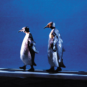 Helena Waldmann - The Invasion of the Penguins